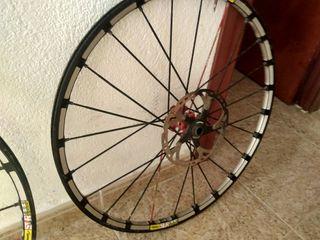 Juego de ruedas de mtb 26
