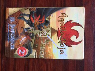 Libro Águila Roja