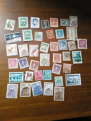 sellos mundiales