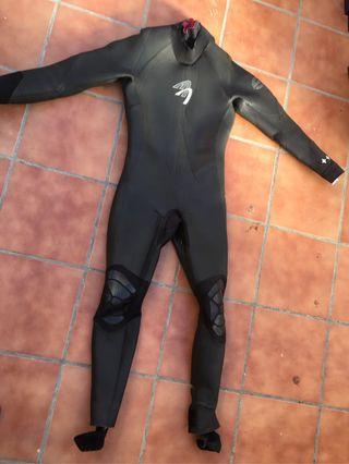 Wetsuit Icehawk 6/4/3 M