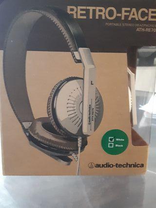 Auriculares Audio-Technica ATH-RE70