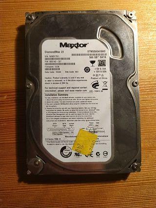 Disco 500GB