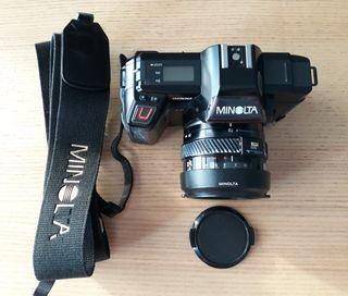 Minolta 5000 AF cámara fotográfica