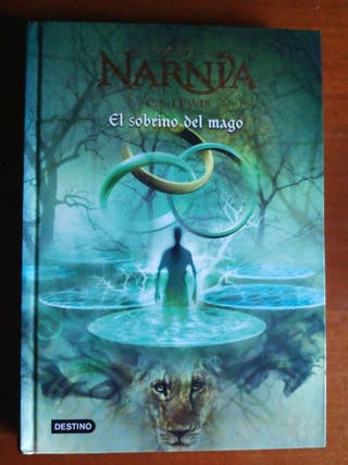 """Libros """"Las Crónicas de Narnia"""" (tomos 1-5)"""
