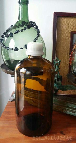 Botella Ácido Sulfúrico