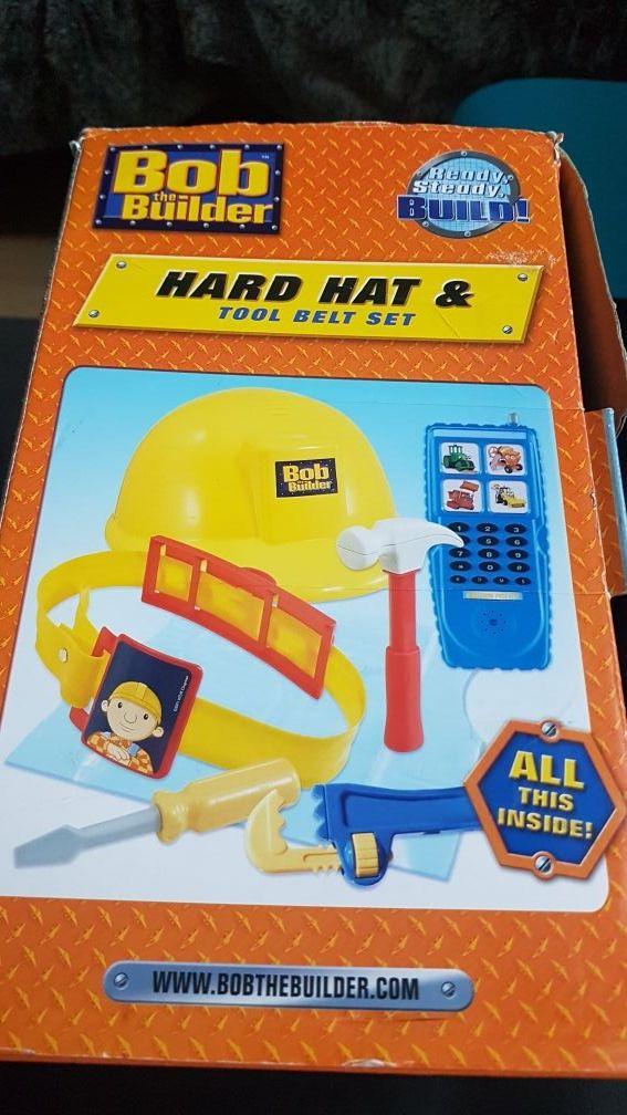 Bob the Builder play set