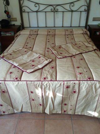 colcha cama 1,50