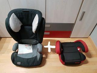 silla coche ROMER+ REGALO alzador