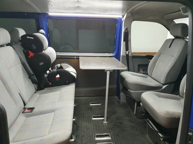 Volkswagen Transporter -T5 CamperVan Turismo