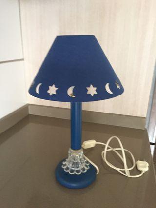Lámpara de mesa para dormitorio