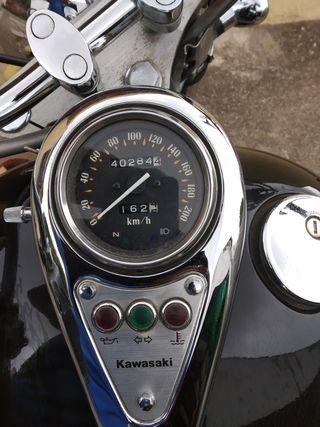 kawasaki vulcan 800 classic