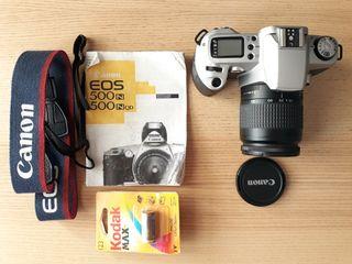 Canon EOS 500 N cámara fotográfica