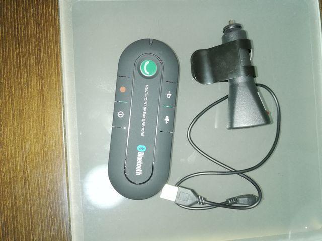 Manos libres altavoz Bluetooth