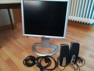 Monitor TFT Dell 17 Pulgadas