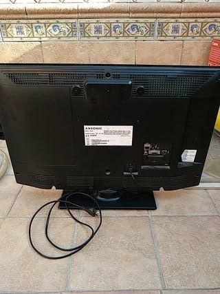 Televisor Ansonic Modelo 24SMH1 con Mando