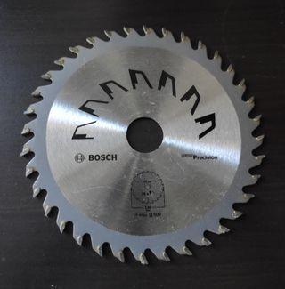 Hoja de Sierra circular BOSCH 130mm a Estrenar