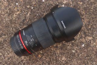 Samyang 35mm Canon