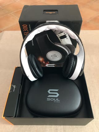 Auriculares SOUL SL300 by Ludacris