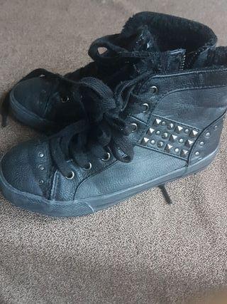 zapatillas forradas