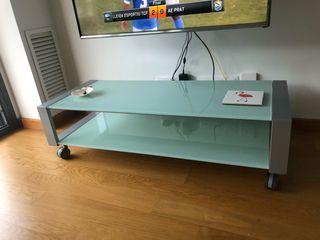 Mesa comedor para TV