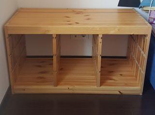 Almacenaje madera Ikea