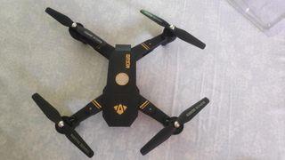 DRON plegable 720p con FPV
