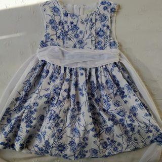 Vestido niña 4 años Rigans