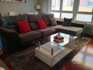 Sofá + Mesa + Alfombra ¡¡¡TODO 450€!!!