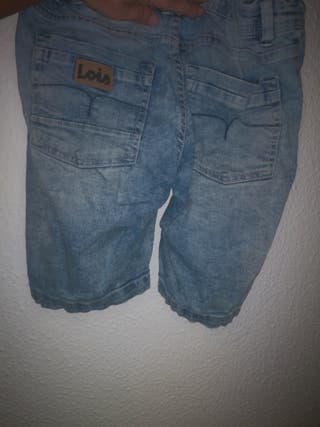 pantalón niño Lois