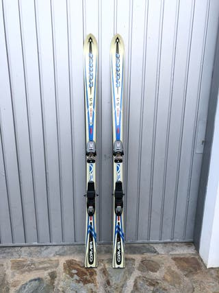 Esquís volkl carver s15 carvin