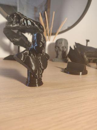 busto de Kratos,