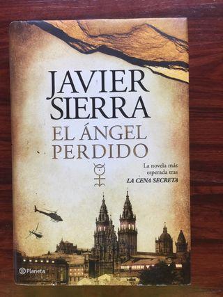 """Libro ``El Ángel Perdido"""" De Javier Sierra"""