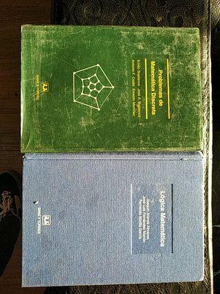 Libros matematica