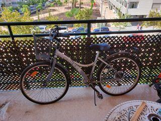 Bicicleta de paseo Racer