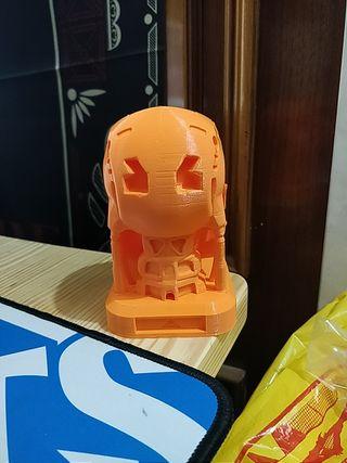 Busto T-800 Terminator