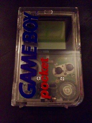 Game boy pocket nueva precintada
