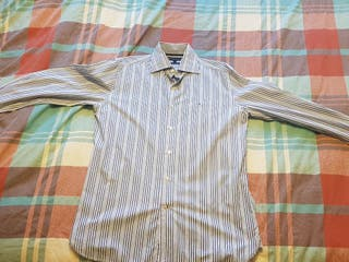 Tommy Hilfiger Shirt blue stripes M
