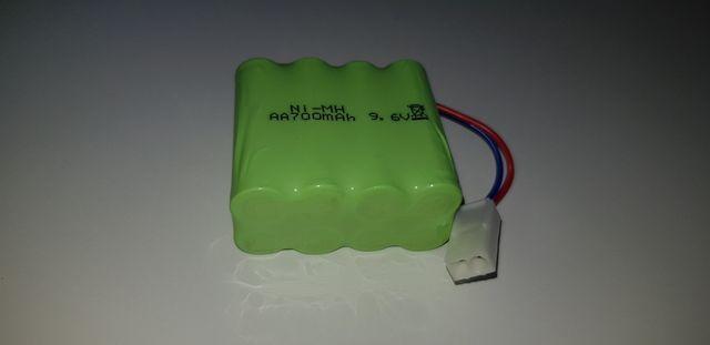 batería 9,6v