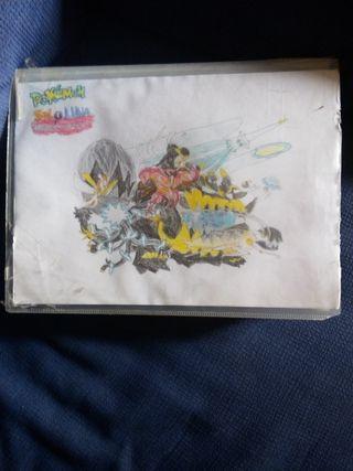 Pokémon cartas