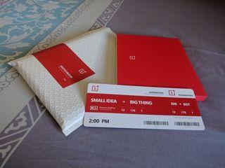OnePlus Skecthbook y pines.