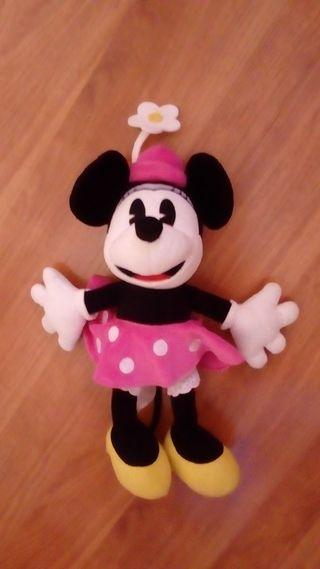 Peluche Minnie vintage Disney Store 40 cm