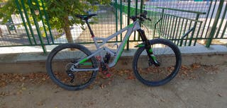 Cannondale Jekyll 4 27'5 año 2016 Talla M