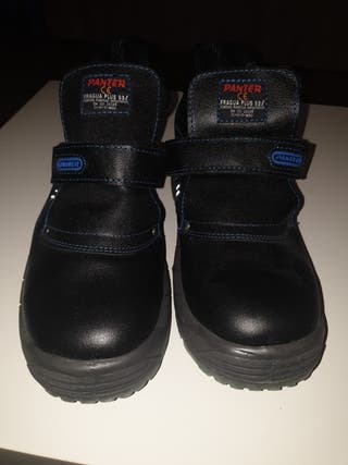 Zapato trabajo Panter
