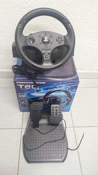 Thrustmaster T80 para PS3 y PS4