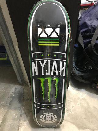 Tabla Skateboard NYJAH Monster-Element