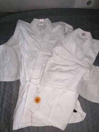Traje artes marciales Karate...