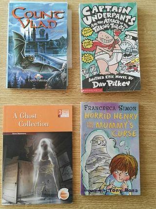Libros en ingles para aprender. Precio descripcion