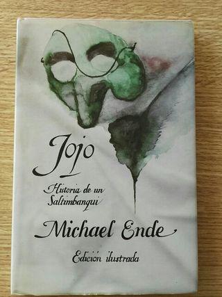 "Libro ""Jojo, Historia de un Saltimbanqui"""