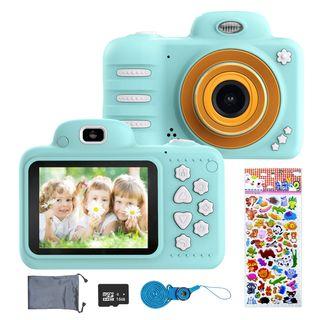 niña, Cámara Digital de Fotos & Vídeos, 8MP/1080