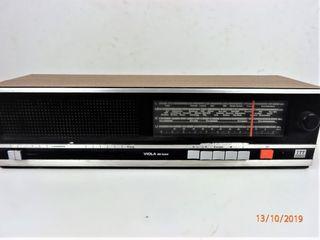 Radio multibanda ITT Schaub-Lorenz Viola de luxe